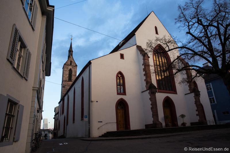 Peterskirche in Basel