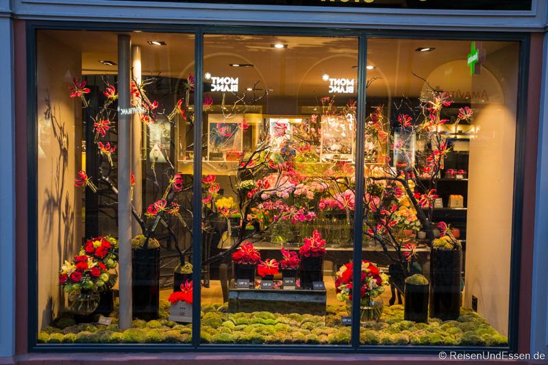 Shop in Basel in einer Gasse