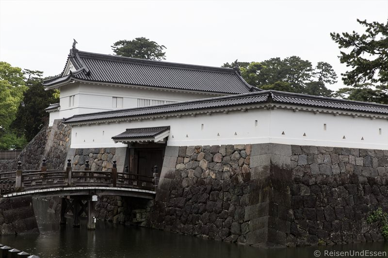 Wachturm der Burg in Odawara