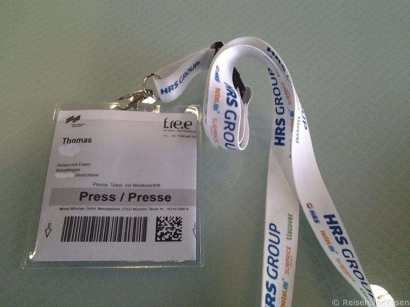 Eintrittskarten zur f.re.e in München