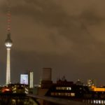 Zimmer mit Aussicht auf Berliner Fernsehturm