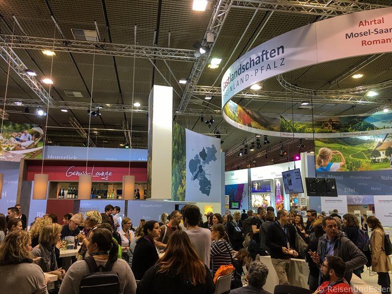 Abschluss und Highlight auf der ITB 2017: Reisebloggertreffen bei Rheinland-Pfalz