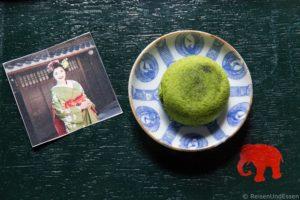 Übernachtung in Kyoto in einem Machiya