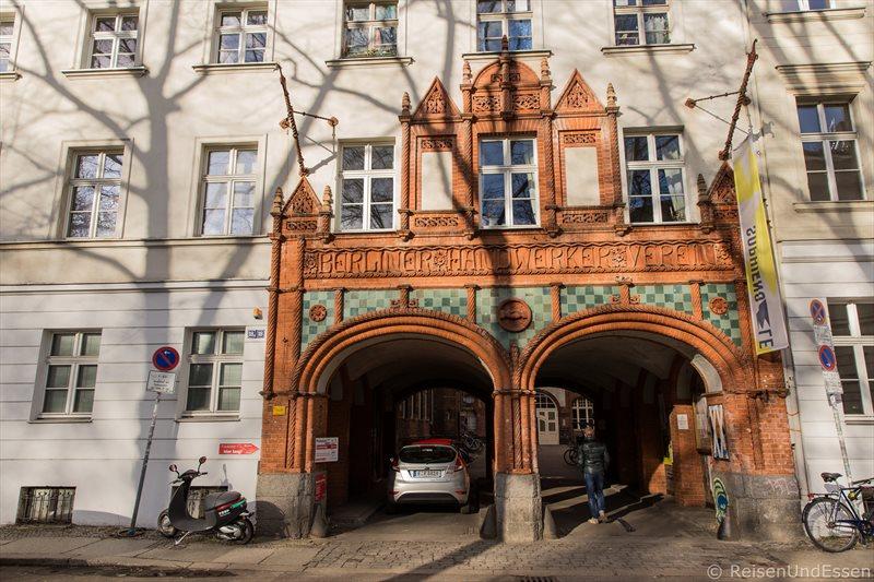 Kulinarische Tour Berlin Mitte durch Sophienstrasse