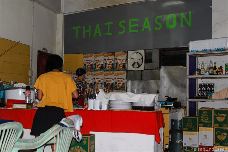 Restaurant Thai Season am Kata Beach auf Phuket
