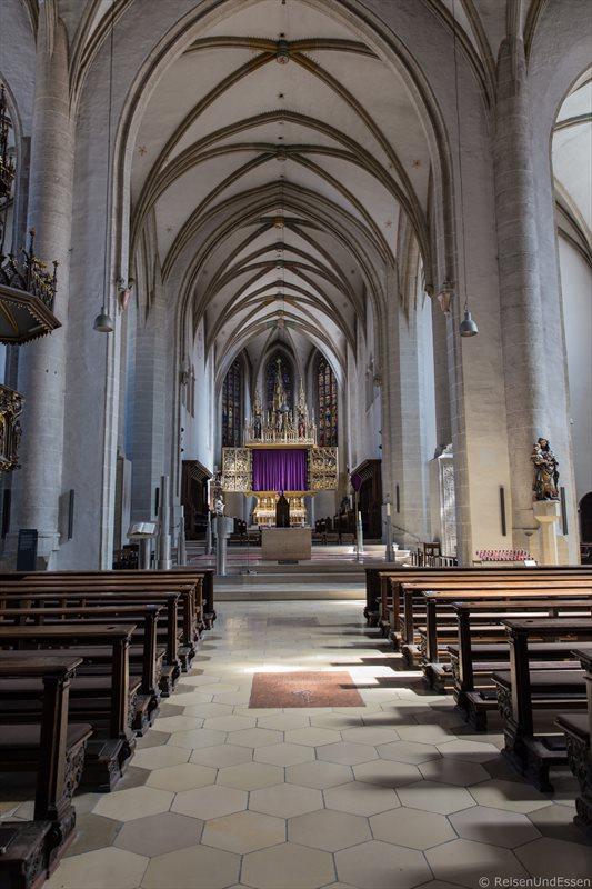 Ostchor im Dom in Eichstätt