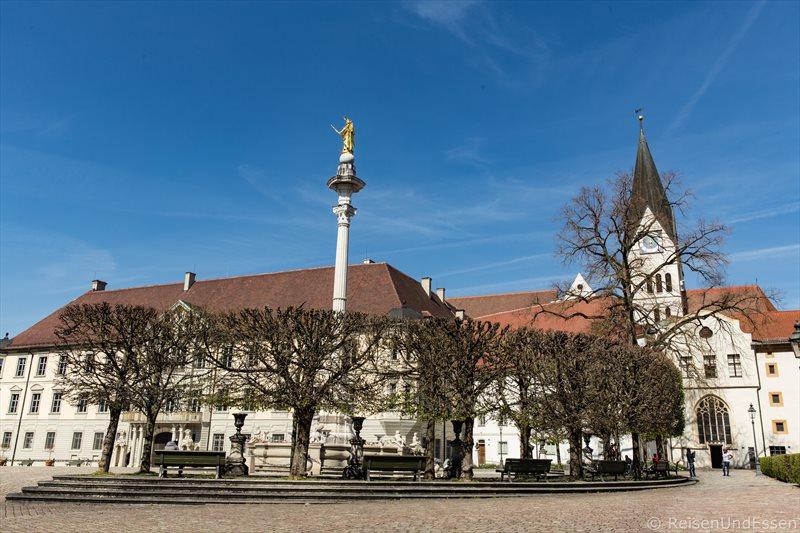 Residenzplatz in Eichstätt