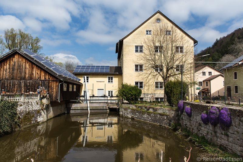 Zur Mühle in Walting im Naturpark Altmühltal
