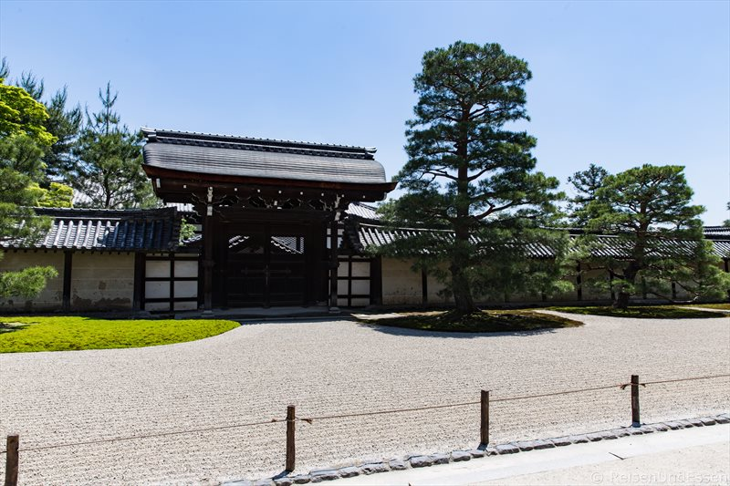 Tempel Tenryu-ji in Kyoto