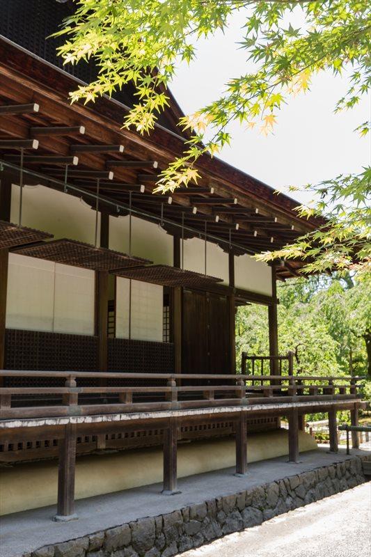 Tempelanlage Tenryi-ji in Kyoto
