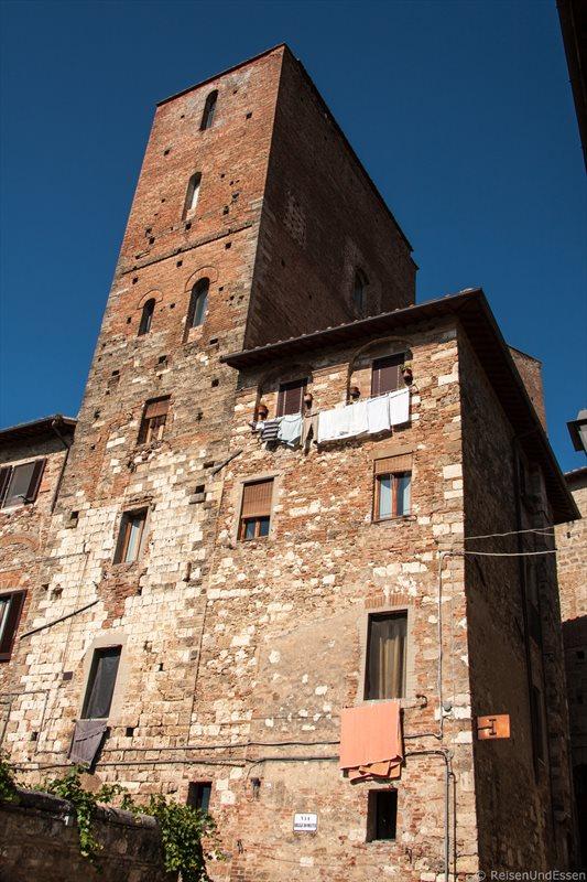 Geschlechterturm in Colle di Val Elsa