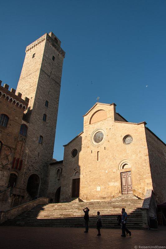Duomo und Torre Grossa in San Gimignano