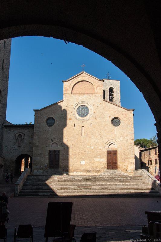 Duomo in San Gimignano