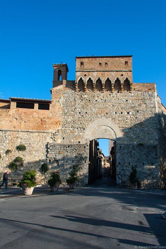 Tor in die Altstadt