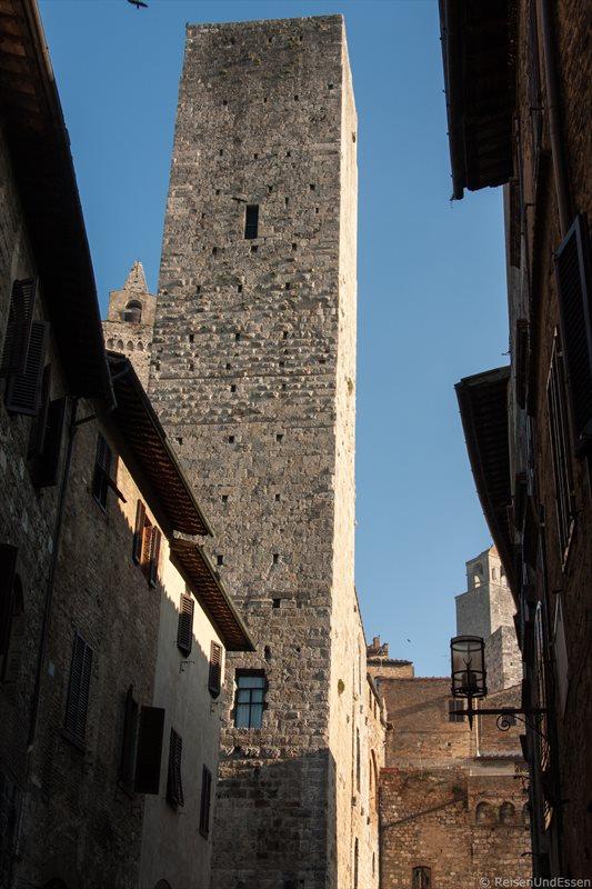 Geschlechterturm in San Gimignano