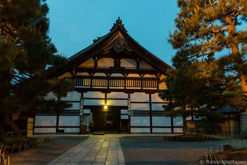 Tempelanlage Kennin-ji bei Tour durch Higashiyama in Kyoto