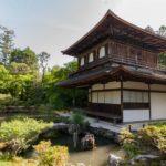 Silberner Tempel und goldener Pavillon in Kyoto