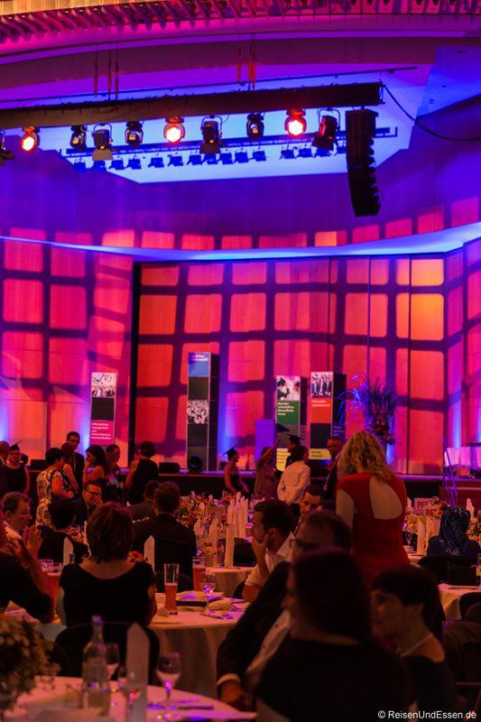 Abschlussball im Congresszentrum Ulm