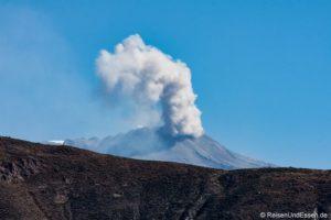 Read more about the article Tour zum Colca Canyon mit Condor und Vulkane