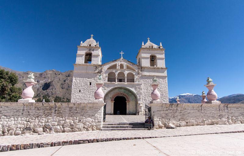 Kirche in Maca