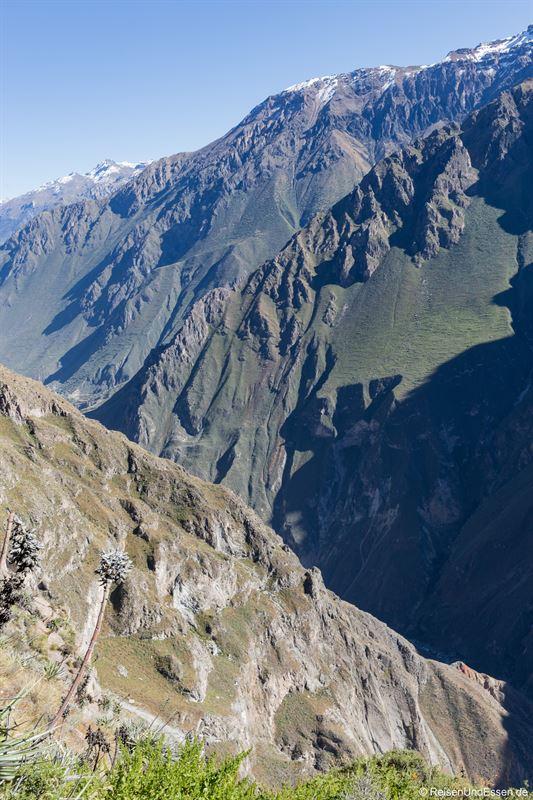 Colca Canyon beim Cruz del Condor