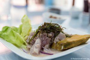 Read more about the article Sushi der Anden – Ceviche und andere Spezialitäten