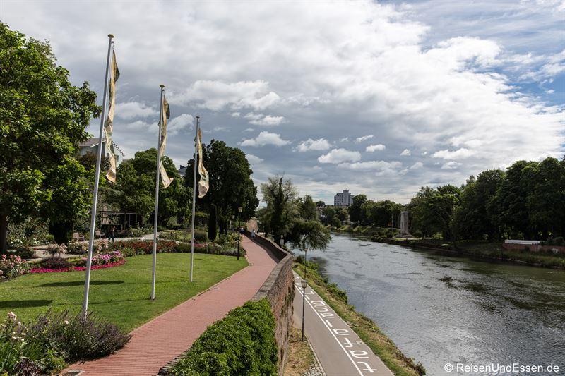 Adlerbastei in Ulm an der Donau