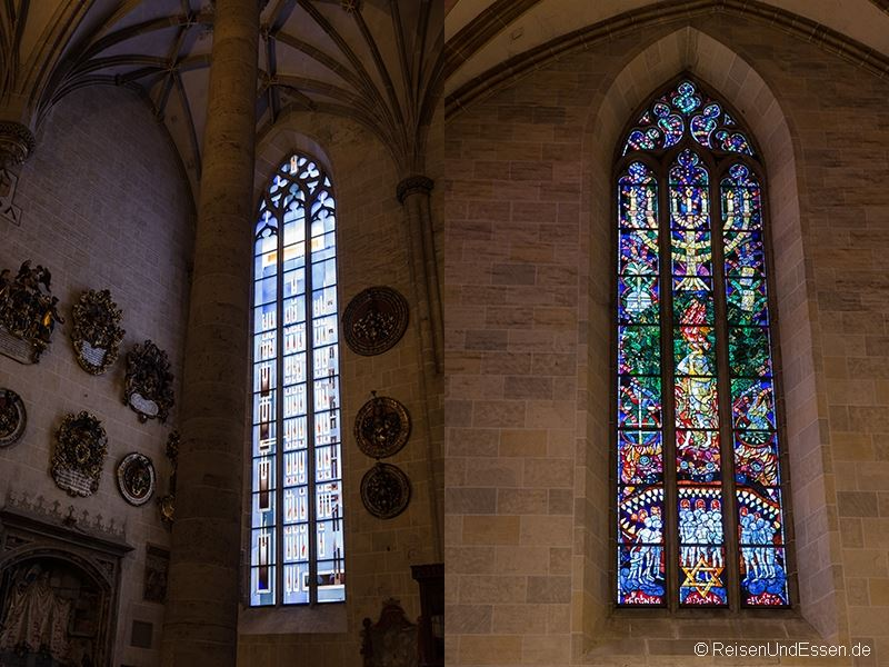 Fenster im Ulmer Münster