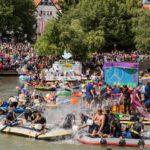 Ulmer Festtage mit Schwörmontag, Nabada und Fischerstechen
