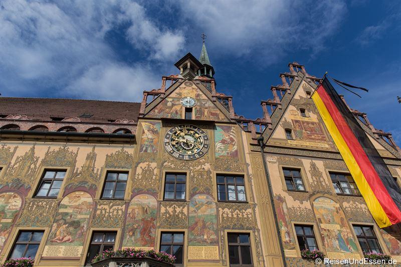 Rathaus in Ulm