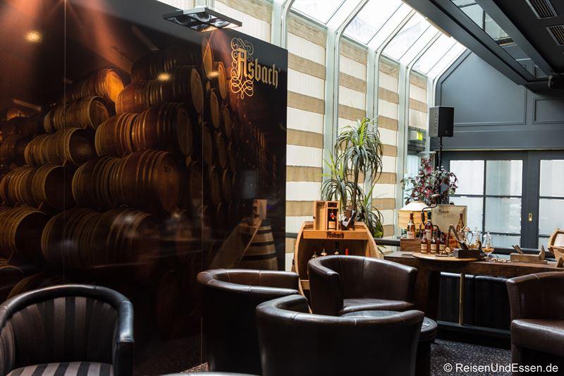 Piano Bar im Maritim Hotel München