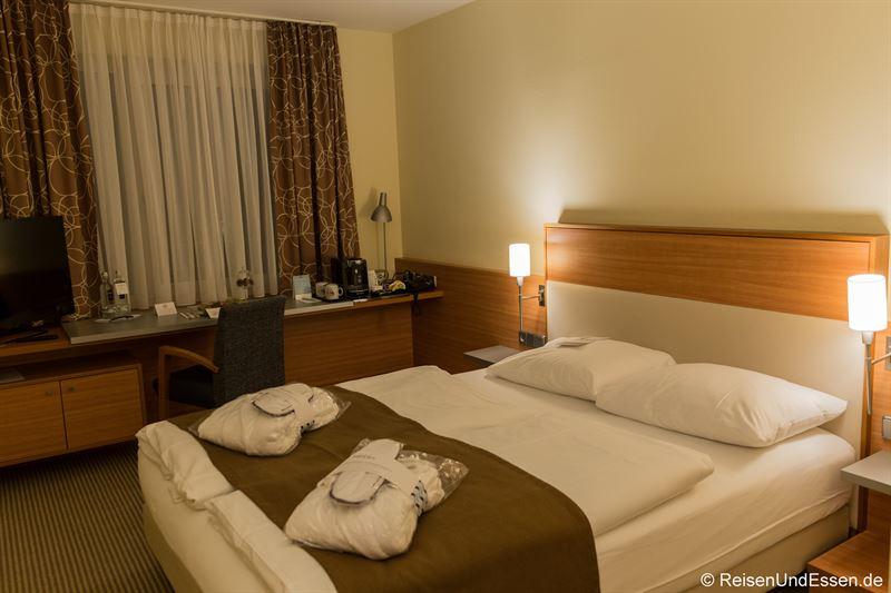 Privilege-Zimmer im Mercure Hotel Mannheim am Rathaus