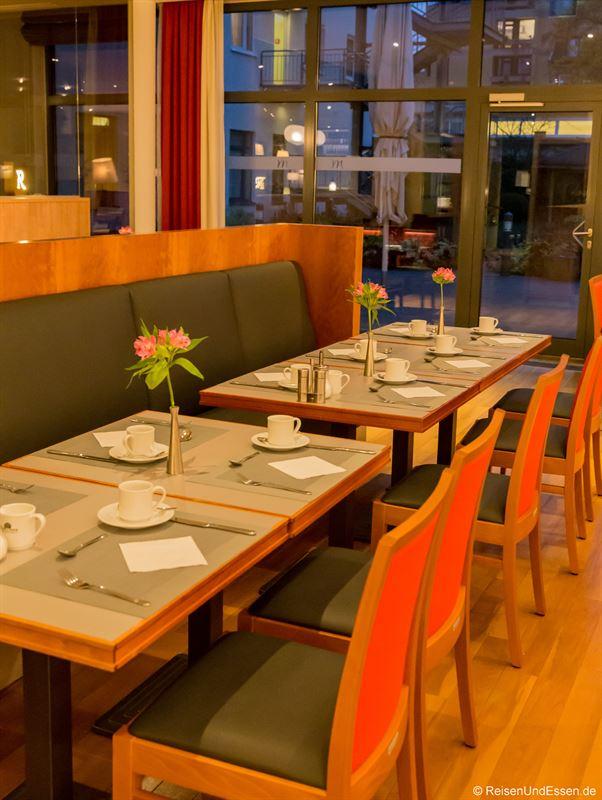 Restaurant im Mercure Hotel Mannheim am Rathaus