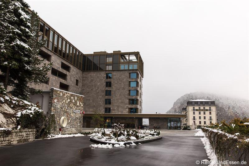 Bürgenstock Resort und Palace Hotel
