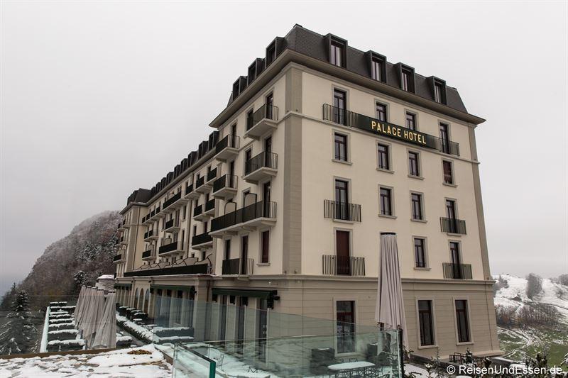 Palace Hotel auf dem Bürgenstock