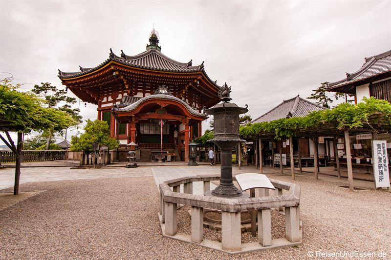 Tempel Nanendo - Sehenswürdigkeiten in Nara