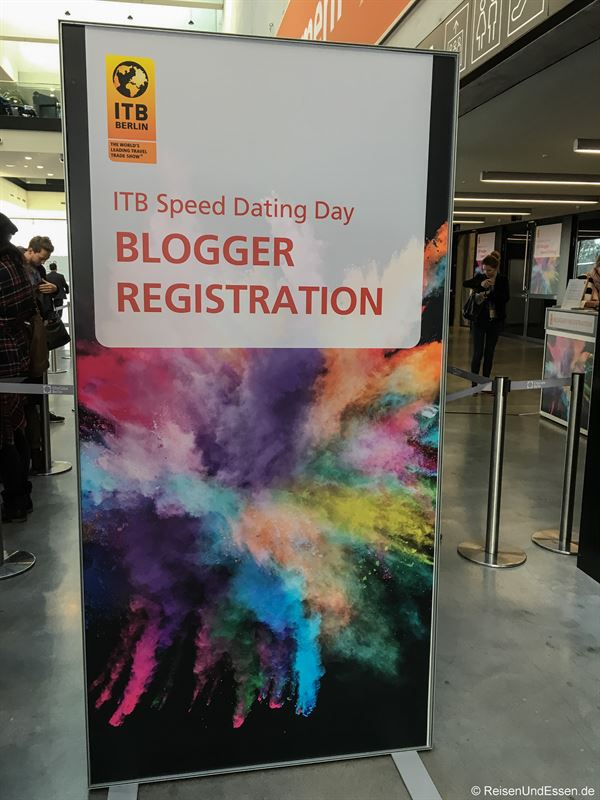 Bloggerspeeddating auf der ITB in Berlin