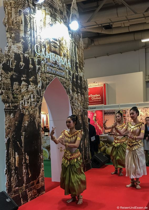 Kambodscha auf der ITB in Berlin