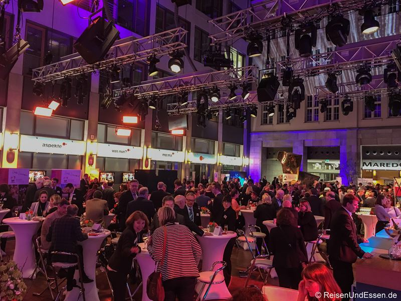 ITB Medientreff der Gastlandschaften Rheinland-Pfalz im ZDF Hauptstadtstudio in Berlin