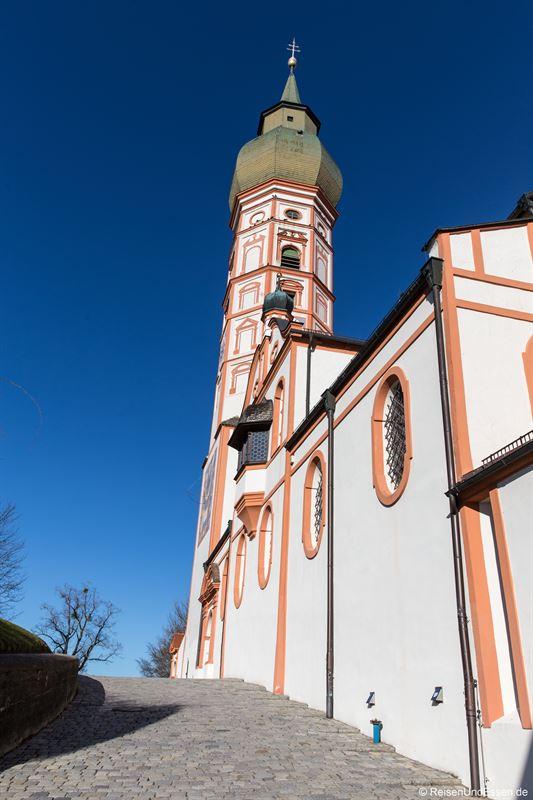 Kloster- und Wallfahrtskirche Andechs