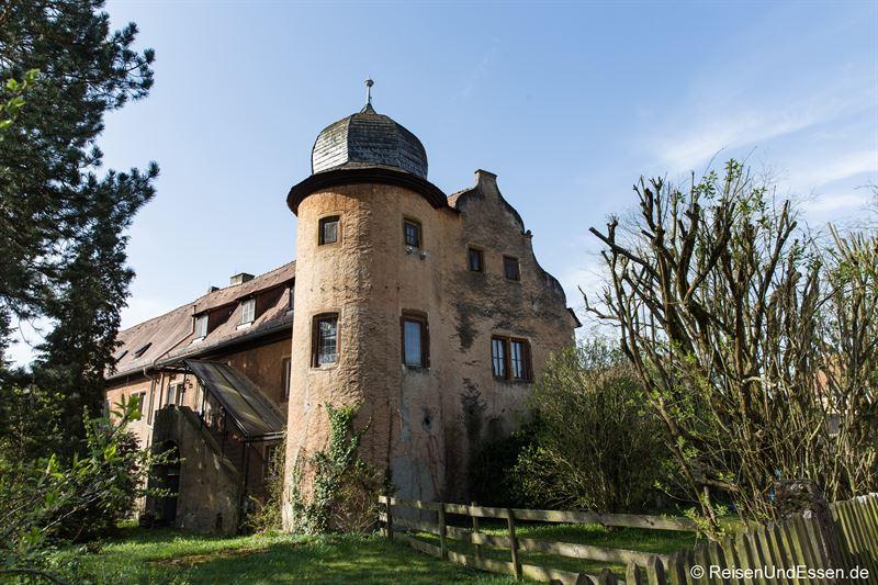 Wörmers Schloss in Neuses am Sand