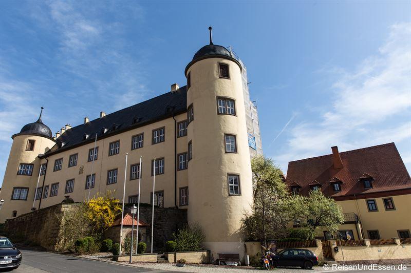 Schloss in Oberschwarzach