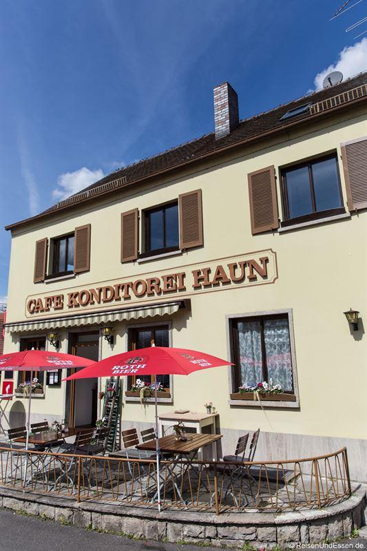 Cafe Haun in Schwarzach