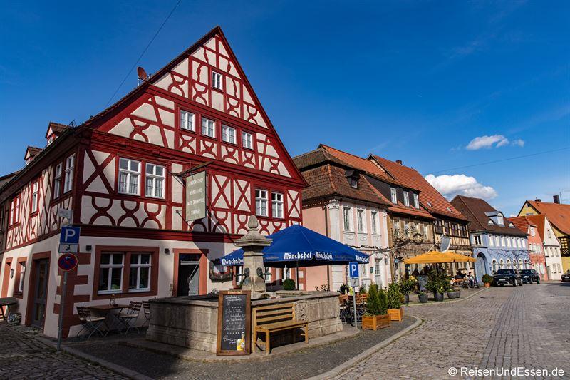 Luitpoldstrasse in Prichsenstadt