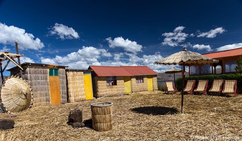 Uros Summa Paqari Lodge auf dem Titicacasee