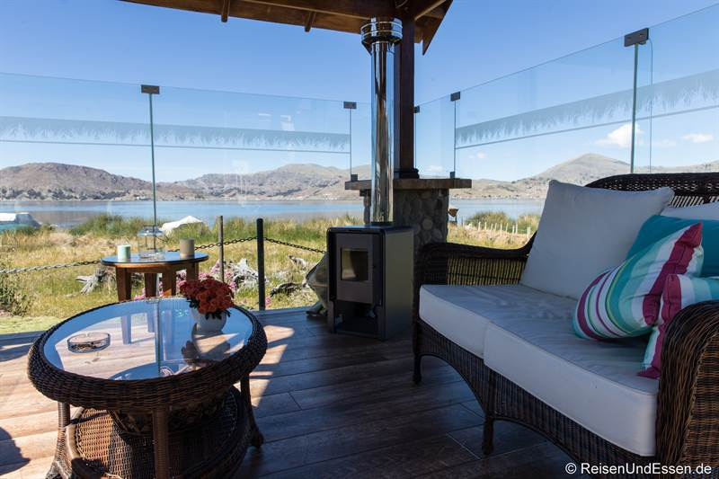 Relaxen im Hotel Sonesta Posadas del Inca Puno