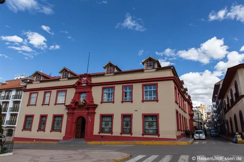 Justizgebäude in Puno
