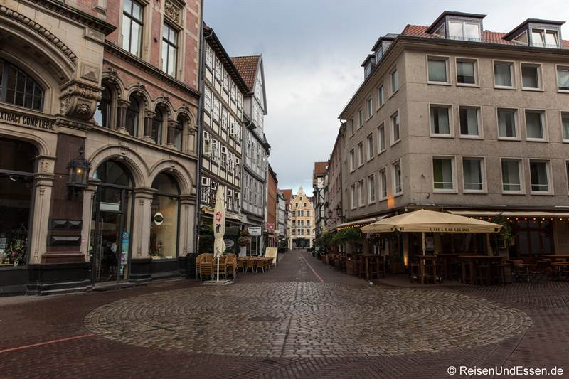 Altstadt in Hannover