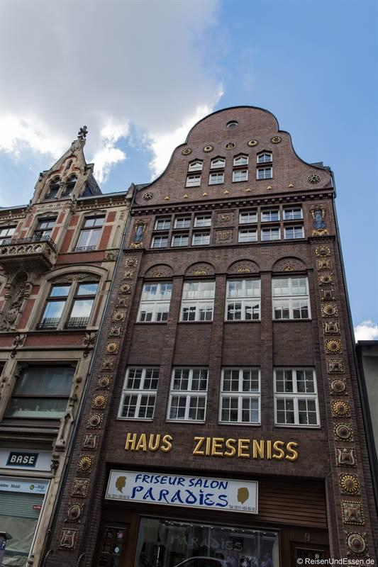 Altes Haus in der Altstadt von Hannover