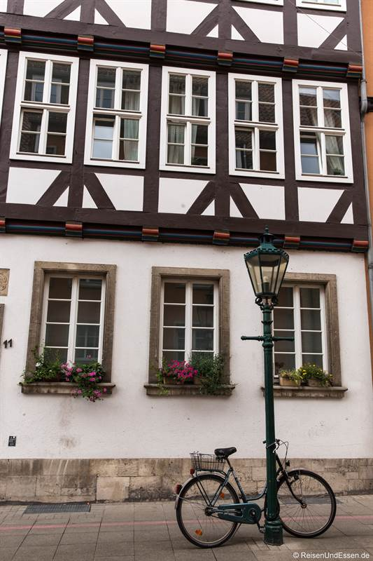 Fachwerkhaus in der Altstadt von Hannover